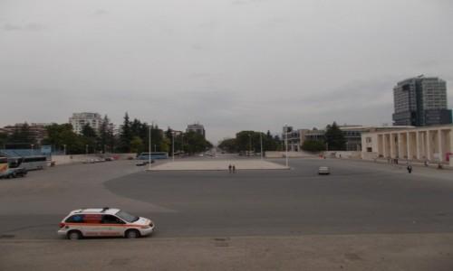 Zdjecie ALBANIA / Bałkany / Albania / Tirana 1