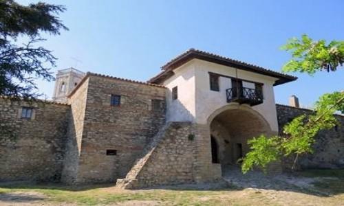 Zdjecie ALBANIA / Albania, okolice Fier / Ardenica / Klasztor w Ardenicy (2).