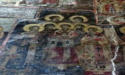 Zdjecie ALBANIA / Albania, okolice Fier / Ardenica / Siedmiu Świętych Mężów. Klasztor w Ardenicy