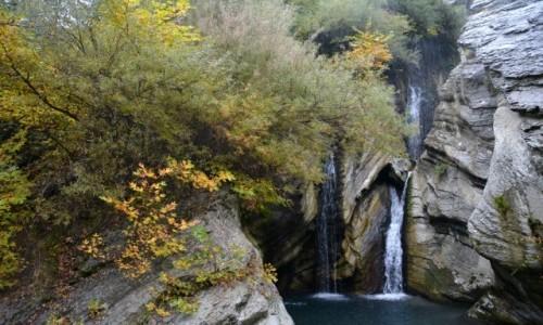 Zdjecie ALBANIA / Berat / Bogove / Wodospad Bogove