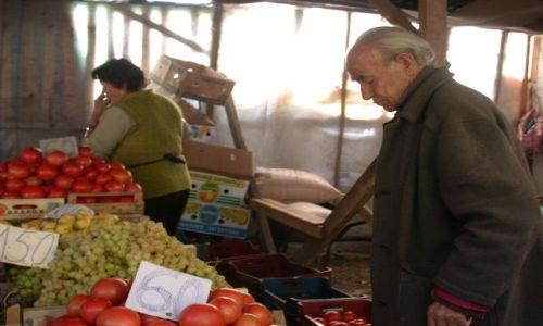 Zdjecie ALBANIA / brak / Fush Kruja / Dzie� targowy