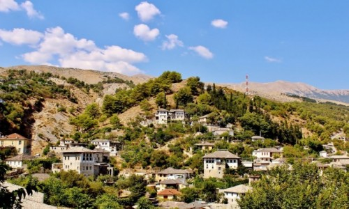 Zdjecie ALBANIA / Gjirokastra / Gjirokastra / Gjirokastra