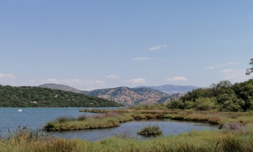 Zdjecie ALBANIA / - / Butrint / Jezioro Butrinti