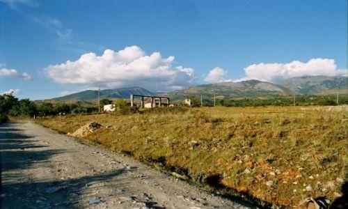Zdjecie ALBANIA / brak / Droga do Kastriot / Droga III klasy