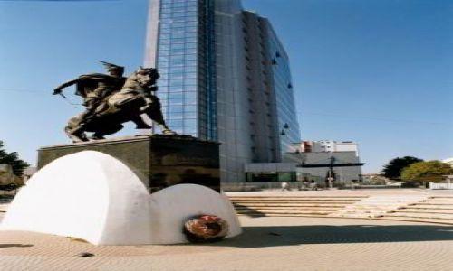 Zdjecie ALBANIA / Kosowo / Pristina / Gjergji Kastriot Skanderbeg