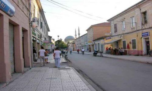 Zdjecie ALBANIA / brak / Szkoder / Ulica