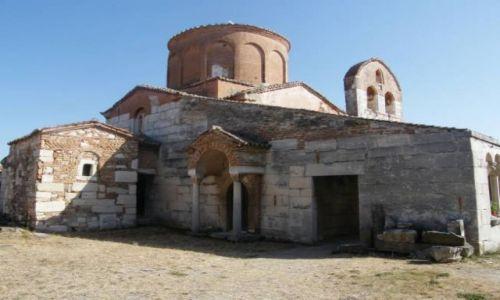 Zdjecie ALBANIA / brak / Apollonia / Albania - Apollonia