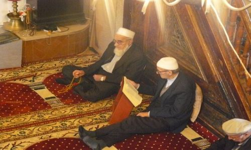 Zdjecie ALBANIA / brak / Tirana / meczet w Tirani