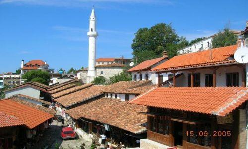 ALBANIA / Albania / Kruja / panorama Kruji