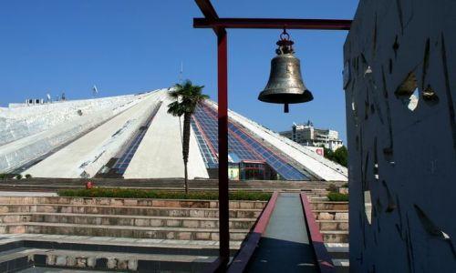 ALBANIA / - / Tirana / Tirańska piramida