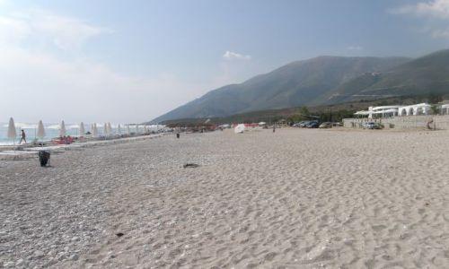 Zdjęcie ALBANIA / Bałkany / riwiera albańska / Dhermi 2010