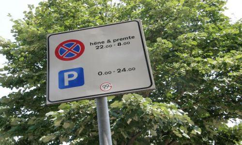 Zdjęcie ALBANIA / Bałkany / Tirana / parkować czy nie?