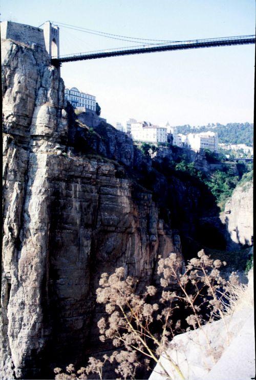 Zdjęcia: Constantine, wschodnia Algieria, Constantine - most, ALGIERIA