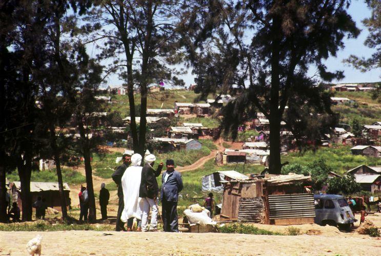 Zdj�cia: Annaba, Bidon ville, ALGIERIA