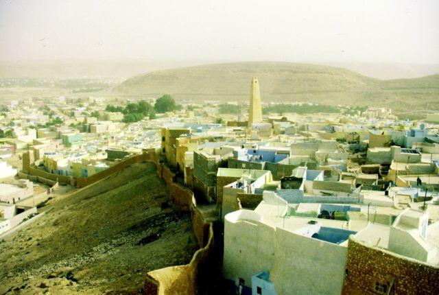 Zdjęcia: Tlemcen, południe- MZab, MZab- Beni Isguen, ALGIERIA