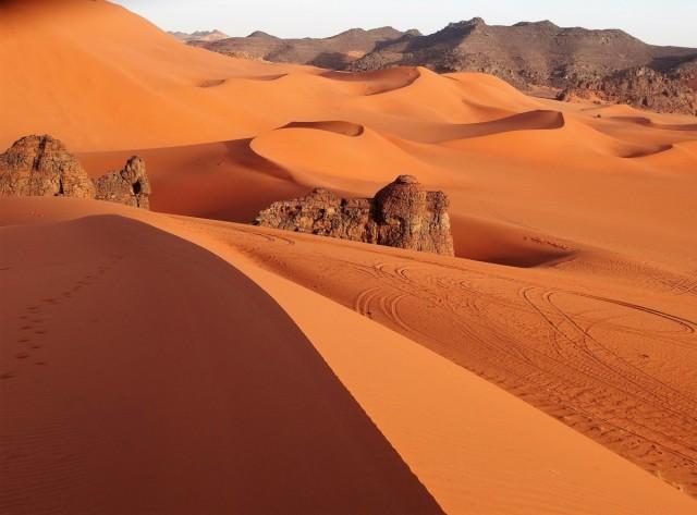 Zdjęcia: Tadrart, Sahara, 9 dni w 7 niebie: Dech zapiera..., ALGIERIA
