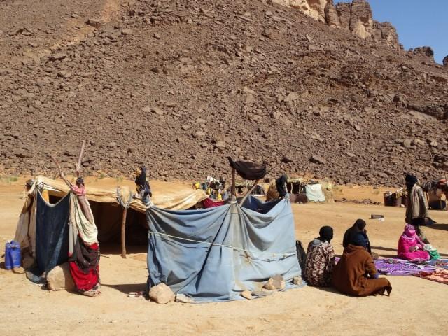 Zdjęcia: Tadrart, Sahara, 9 dni w 7 niebie: W obozie nomadów, ALGIERIA