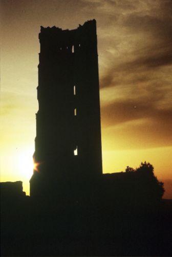 Zdjęcia: Tlemcen, Zachód, wieża Mansourah, ALGIERIA