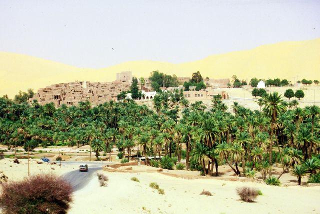 Zdj�cia: Taghit, Zach�d, Taghit- per�a pustyni, ALGIERIA
