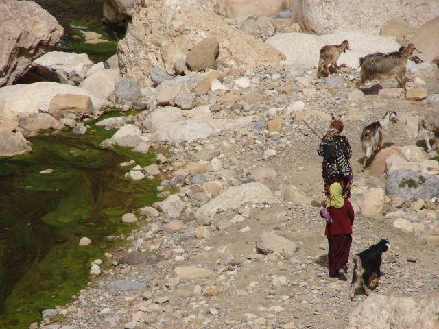 Zdjęcia: Atlas Wysoki, Góry Atlasu, jak tam zeszły, ALGIERIA