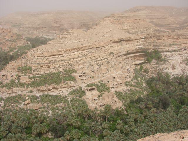Zdjęcia: Atlas Wysoki, Góry Atlasu, Tarasy Ghoufiego, ALGIERIA