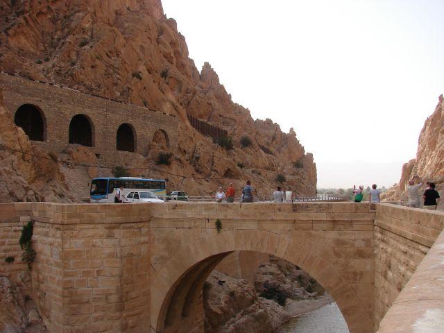 Zdjęcia: Góry Atlasu, Góry Atlasu, przełęcz El Kantara, ALGIERIA