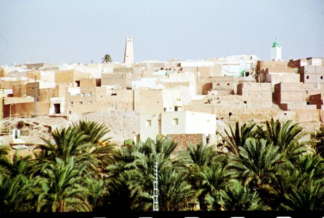 Zdj�cia: Ghardaia, MZab, ghardaia, ALGIERIA