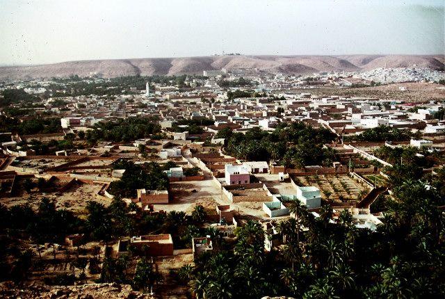 Zdj�cia: Ghardaia, MZab, dolina MZabu, ALGIERIA
