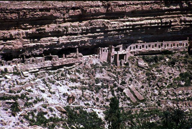 Zdjęcia: rouffi, południe, balkony Rouffi- szczegół, ALGIERIA