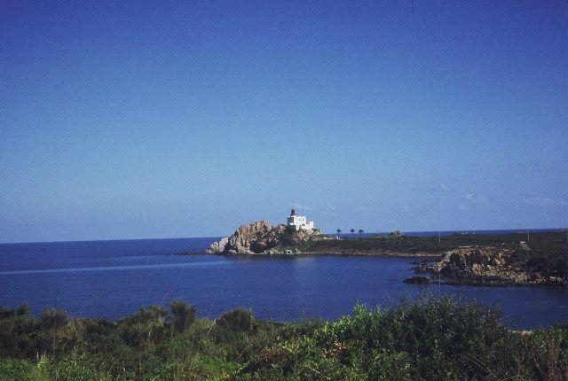 Zdjęcia: corniche- Tichi-Jijel, wschód,, latarnia morska, ALGIERIA