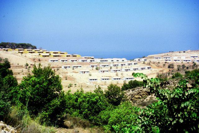 Zdjęcia: corniche- Tichi-Jijel, wschód,, wioska socjalistyczna, ALGIERIA