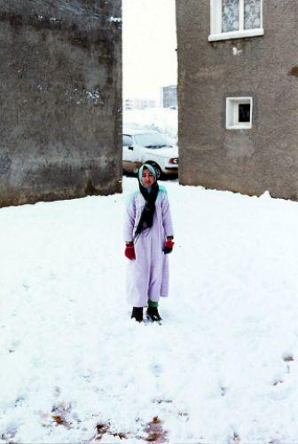 Zdjęcia: tlamcen, arabka na śniegy, ALGIERIA