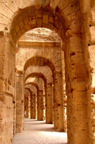 Zdjęcia: Algieria, Tunel;), ALGIERIA