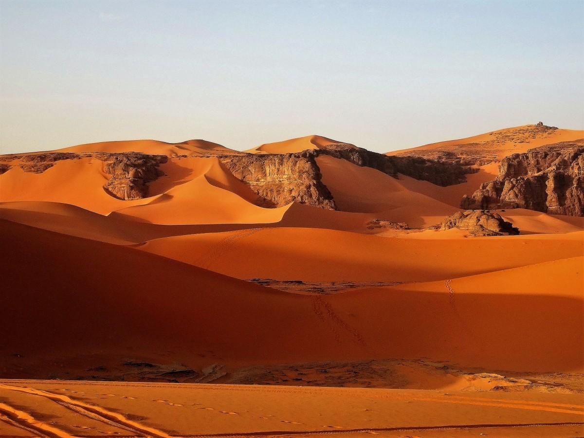 Zdjęcia: Tadrart, Sahara, 9 dni w 7 niebie- Muzyczna podróż z Tuaregami, ALGIERIA