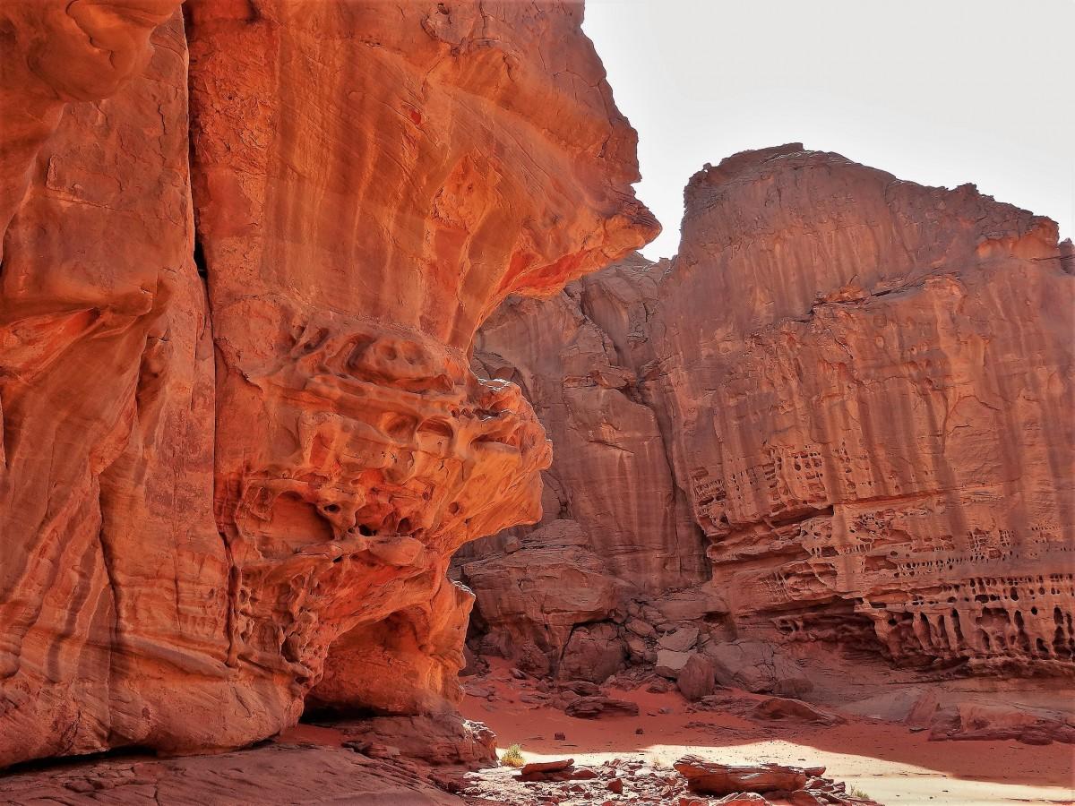 Zdjęcia: Kanion Circle, Sahara, 9 dni w 7 niebie: Dziurawo i ciekawie :), ALGIERIA