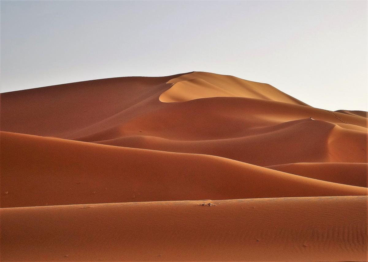 Zdjęcia: Tin Merzouga, Sahara, Zatęskniłam za Saharą..., ALGIERIA