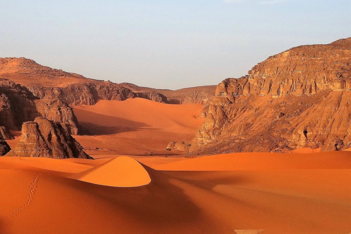 Zdjęcia: Tin, Sahara, 9 dni w 7 niebie: chciałabym tam wrócić, ALGIERIA