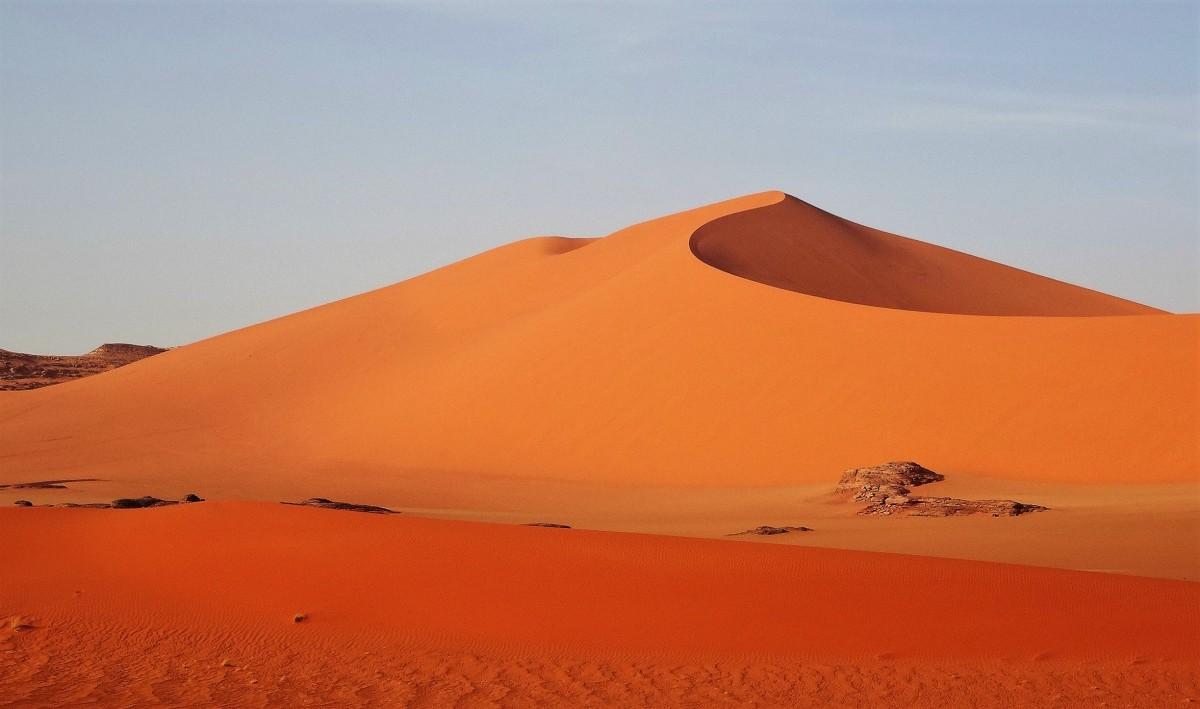 Zdjęcia: Tin Merzouga, Sahara, 9 dni w 7 niebie, ALGIERIA