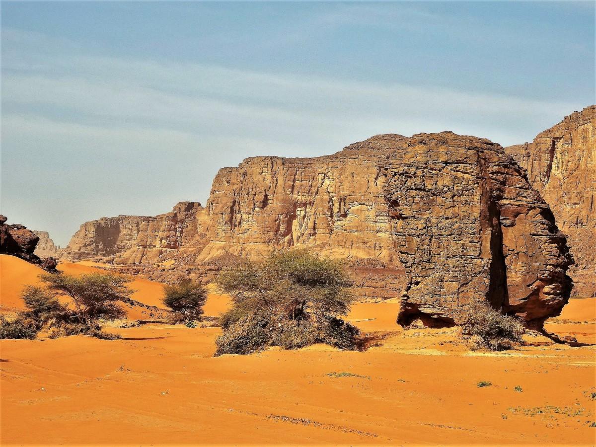 Zdjęcia: Tadrart, Sahara, 9 dni w 7 niebie, ALGIERIA
