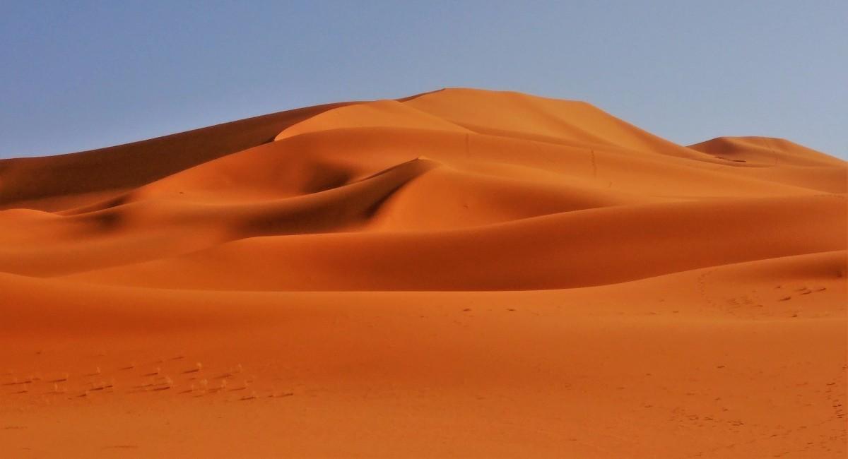 Zdjęcia: Tin Merzouga, Sahara, 9  dni w  siódmym niebie: Jaka piękna piaskownica!, ALGIERIA