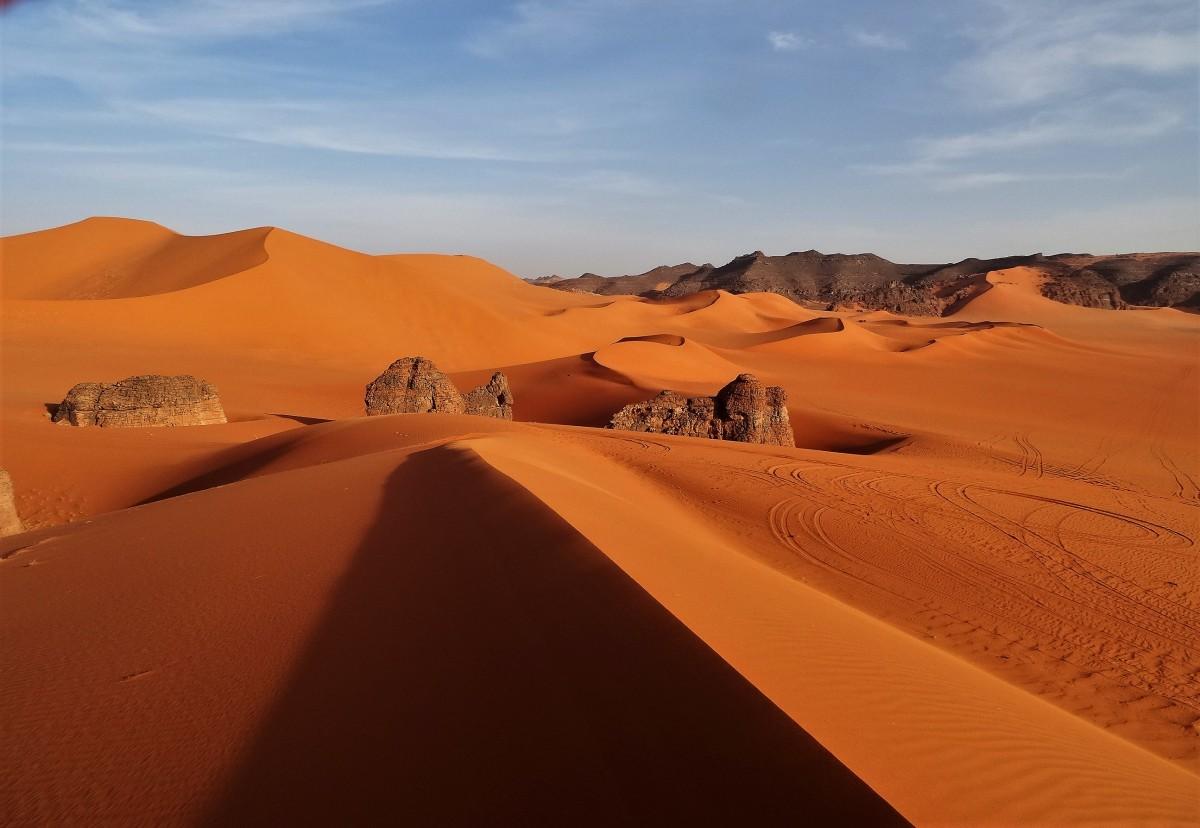 Zdjęcia: Tin Merzouga, Sahara, 9  dni w  siódmym niebie - tęsknię za pustynią!, ALGIERIA