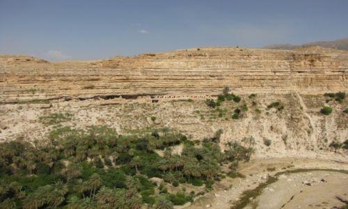 ALGIERIA / - / ued Abiod / od setek lat osiedlali sie tu ludzie