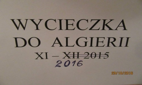 Zdjecie ALGIERIA / Algieria / Algieria / Algieria