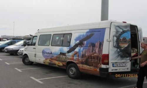 Zdjecie ALGIERIA / Algieria / Algieria / Busem do Algier