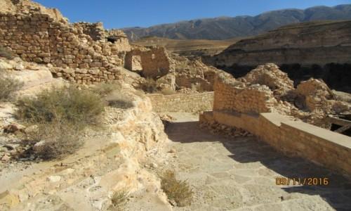 Zdjęcie ALGIERIA / Algieria / Algieria / Algieria Kanion Rhoufi