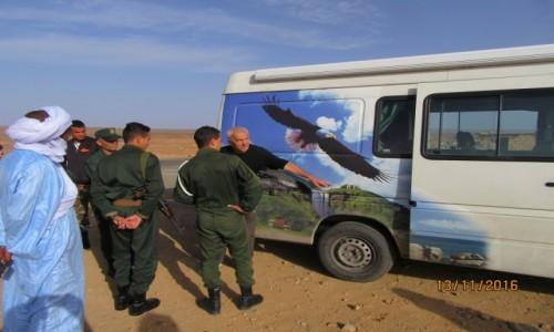 Zdjęcie ALGIERIA / Algieria / Algieria / Algieria - państwo policyjne