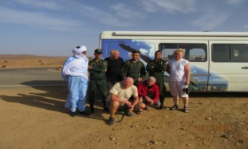 Zdjecie ALGIERIA / Algieria / Algieria / Algieria - państwo policyjne