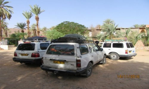 Zdjecie ALGIERIA / Algieria / Algieria / Stolica Tuaregów - Djanet