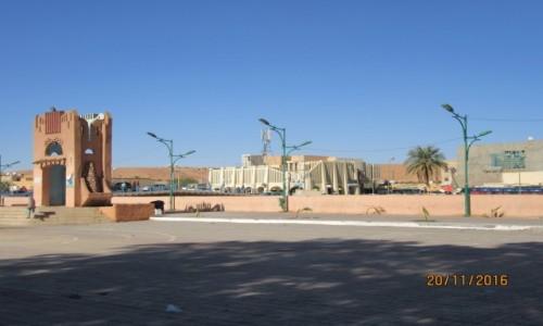 Zdjęcie ALGIERIA / -Algieria / Algieria / Algieria. Wrota Sahary - Ghardaja