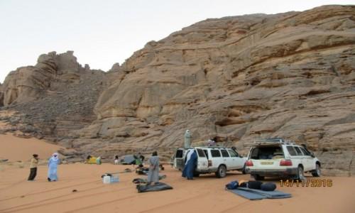Zdjęcie ALGIERIA / Sahara / Sahara / Algieria  -  Sahara